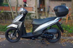 Suzuki Address 110, obiettivo risparmio, ma senza imporre grosse rinunce [PROVA SU STRADA]