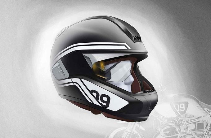 BMW Motorrad: ecco come funziona il nuovo casco con head-up display [VIDEO]