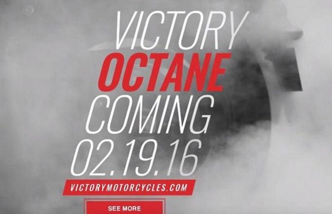 Nuova Victory Octane: un VIDEO TEASER ne preannuncia l'arrivo