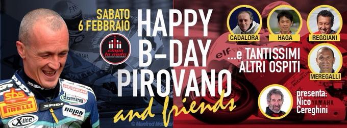 Happy B-Day Pirovano! Ciapa la Moto Milano