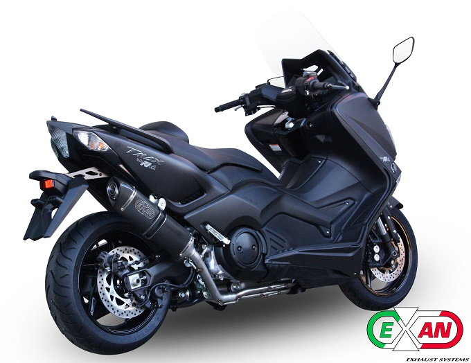 yamaha t max 530 l ovale x black il suo nuovo compagno di viaggio. Black Bedroom Furniture Sets. Home Design Ideas