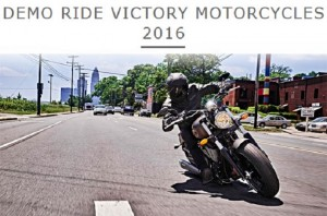 Victory ed Indian Motorcycles regalano test a Roma e a Erba