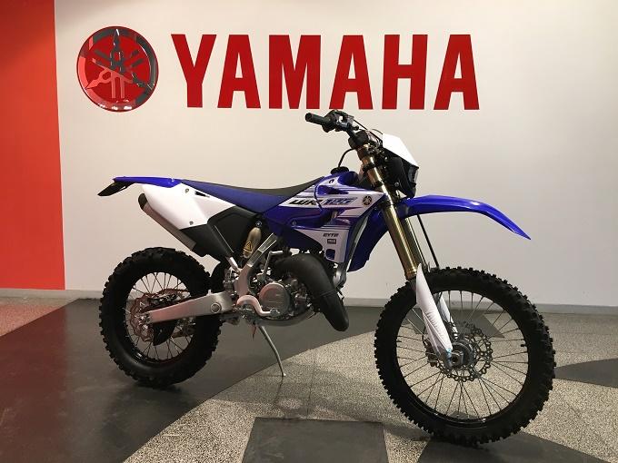 Yamaha Wr125 La Nuova 125cc Enduro Di Derivazione Yz