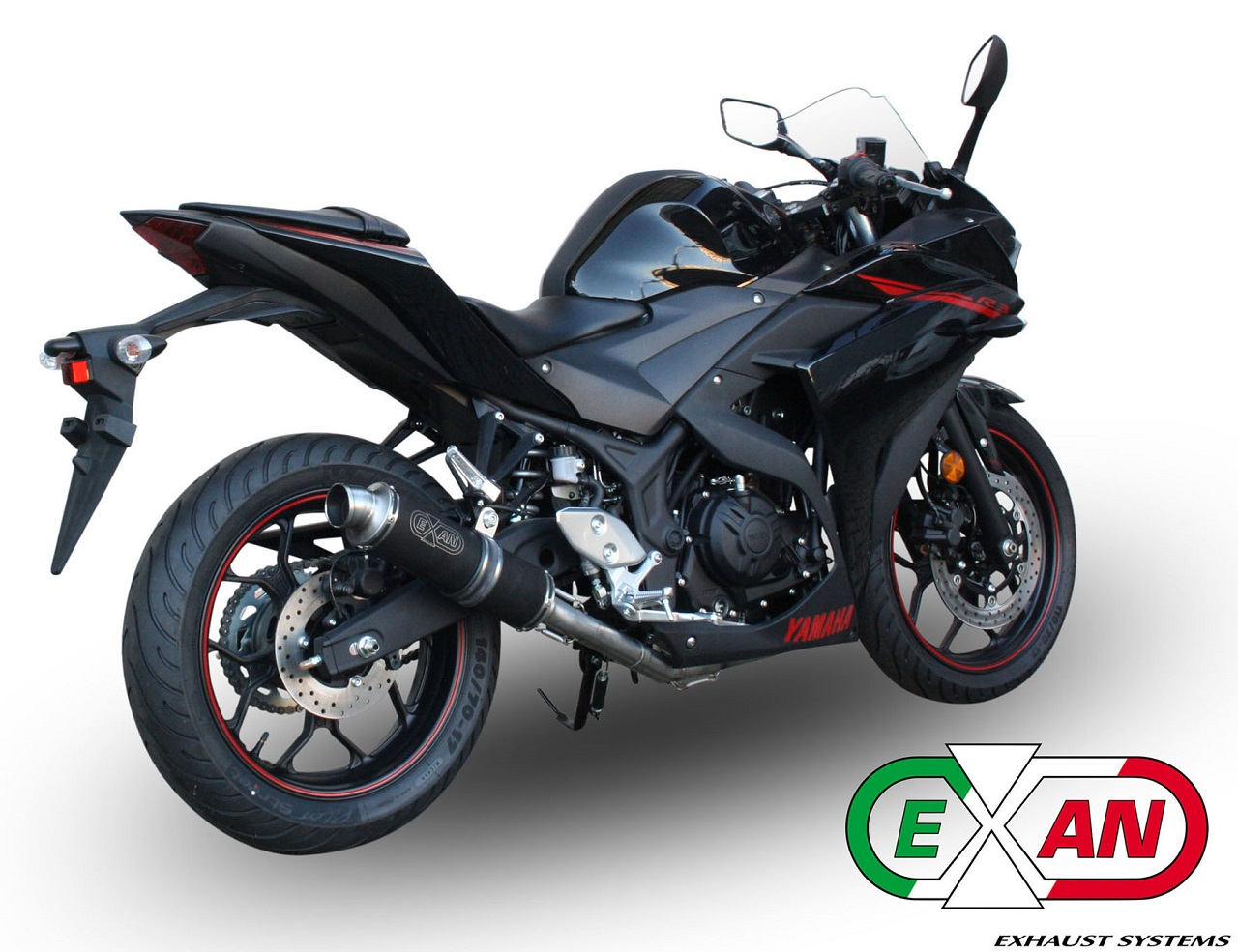 yamaha yzf-r3: in arrivo due nuove proposte da exan