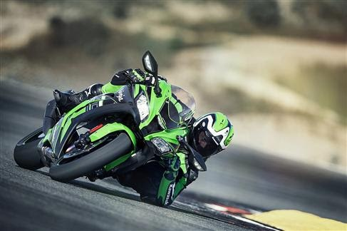 Kawasaki: i Motodays 2016 si tingono di verde