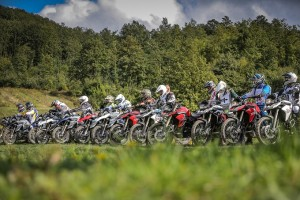 BMW Motorrad GS Academy, tutto pronto per i corsi di guida Off Road