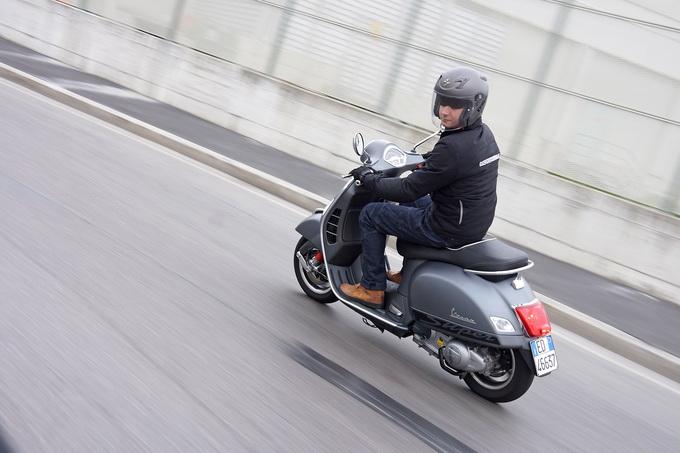 Vespa Moto Italia