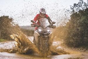 Ducati DRE Enduro, è nata l'accademia di guida off-road del marchio emiliano