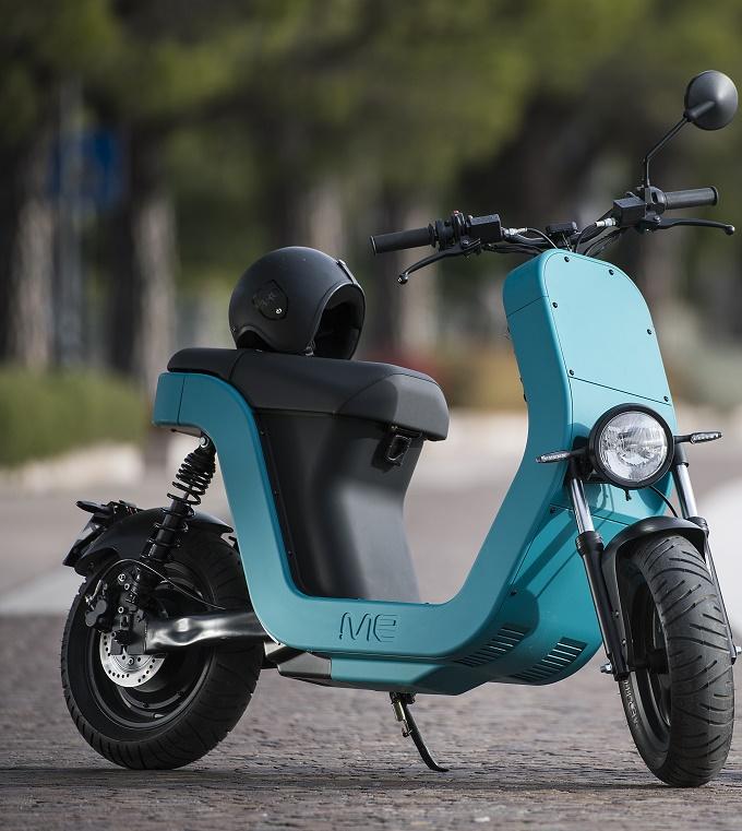 ME: lo scooter elettrico pensato per le donne [FOTO]