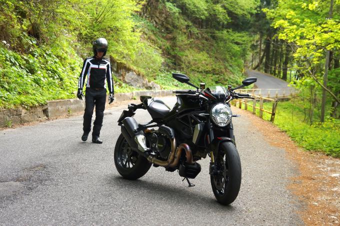 Ducati Monster 1200 R - Prova su strada 2016