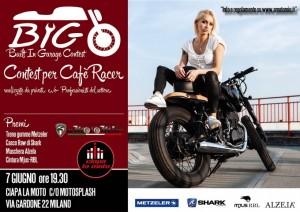 B.I.G. (Built in Garage) 2016 – Ciapa la Moto Milano