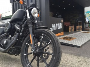 Harley Davidson raddoppia con un week end tutto Dark Custom