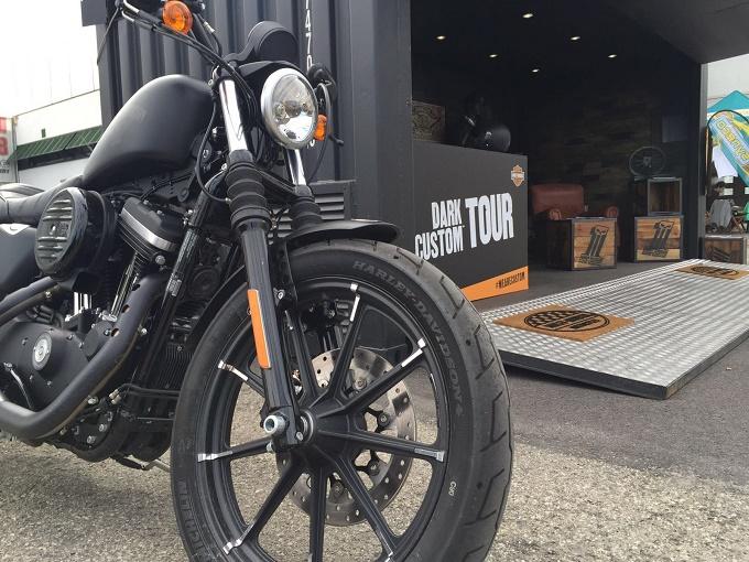 Harley Davidson raddoppia con un week end tutto Dark Custom
