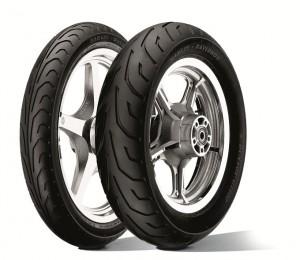 Dunlop GT502 scelto come primo equipaggiamento per la Harley Davidson XL 1200 CX Roadster