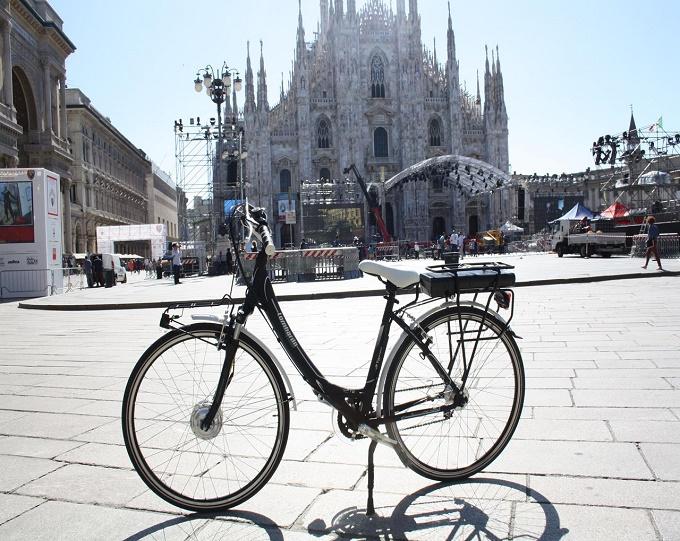 Lombardo eTorino, un viaggio Smart da Monza a Milano [FOTO LIVE]