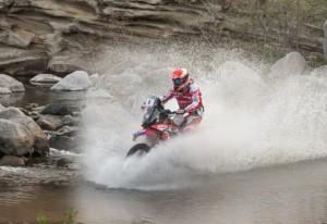 Honda CRF450 Rally, Paul Goncalves sara' apripista all'Africa Twin The Wall Experience