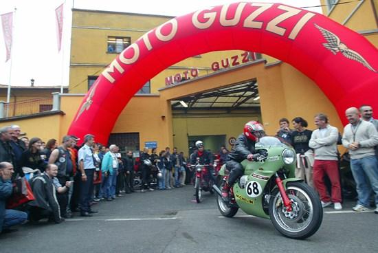 Moto Guzzi Open House, a settembre la grande festa