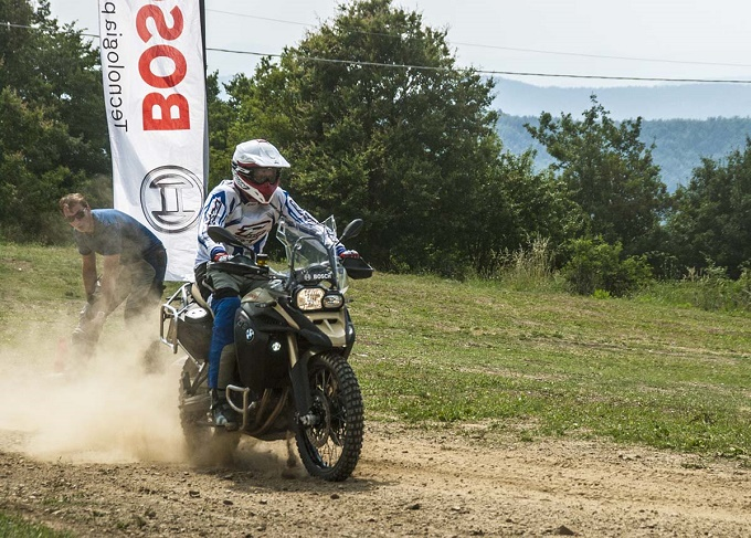 BMW GS Experience, un lungo weekend all'insegna del fuoristrada