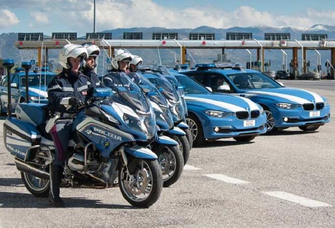 """Le Bmw R1200 RT della Polizia sono pronte per il piano """"Ferragosto in sicurezza"""""""