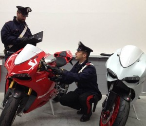 Furti Moto, sgominata banda nel Milanese