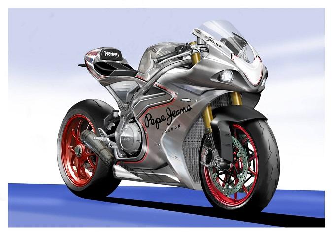 Norton Motorcycles, in arrivo la nuova Superbike da 200 CV