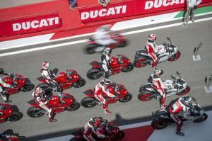 Ducati DRE International, la Riding Experience 2016 approda in Medio Oriente