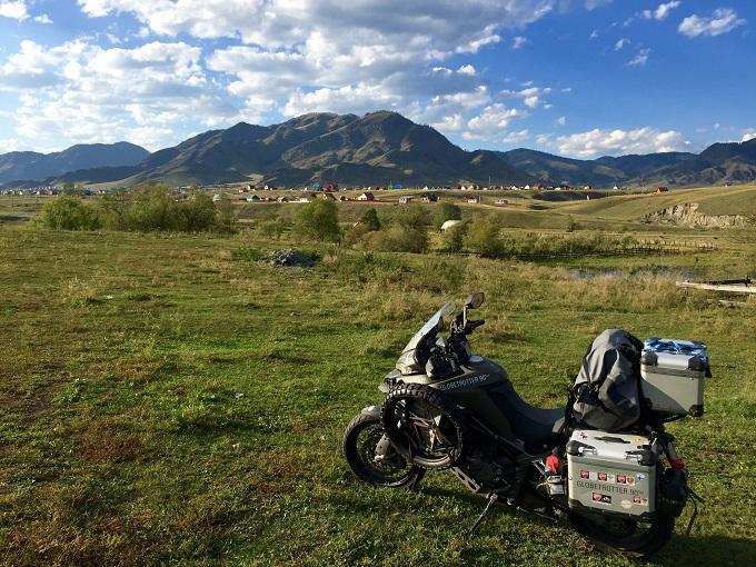 Ducati Globetrotter 90°, conclusa la tappa Transiberiana