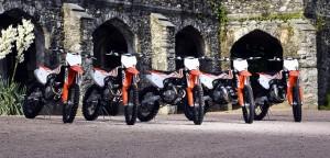 KTM Offroad Days, la gamma 2017 è pronta per i test