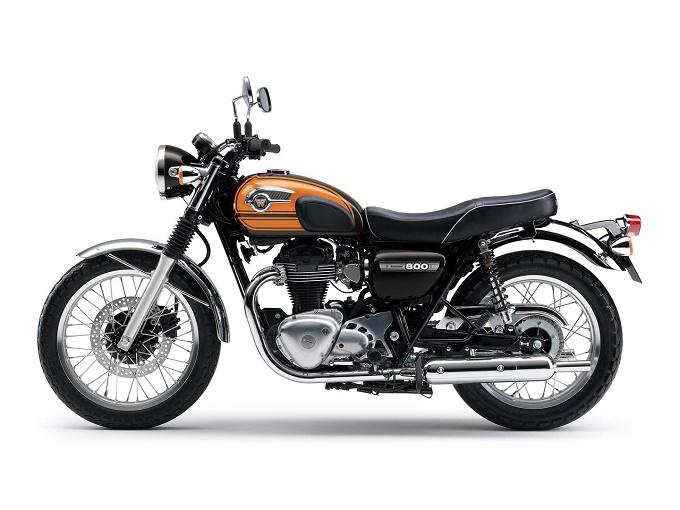 Kawasaki W800 Final Edition, la fine di un'era è nei concessionari