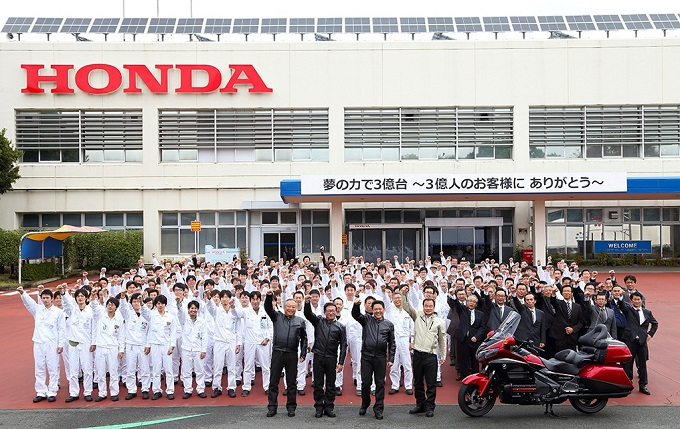 Honda riprende la produzione nello stabilimento di Kumamoto in Giappone