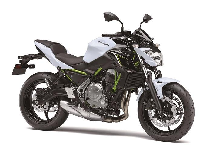 Kawasaki Z900 e Z650
