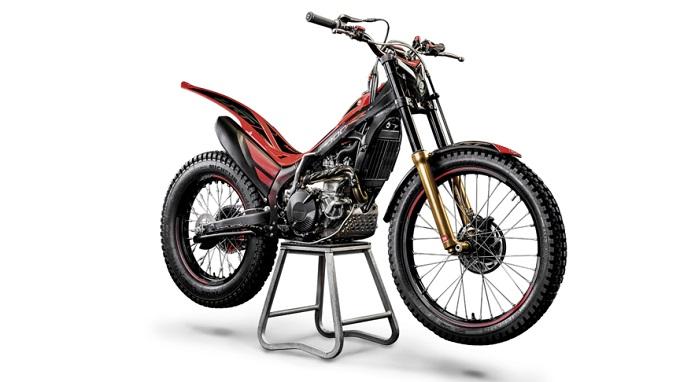 Montesa Cota 300RR, una moto pensata per le gare