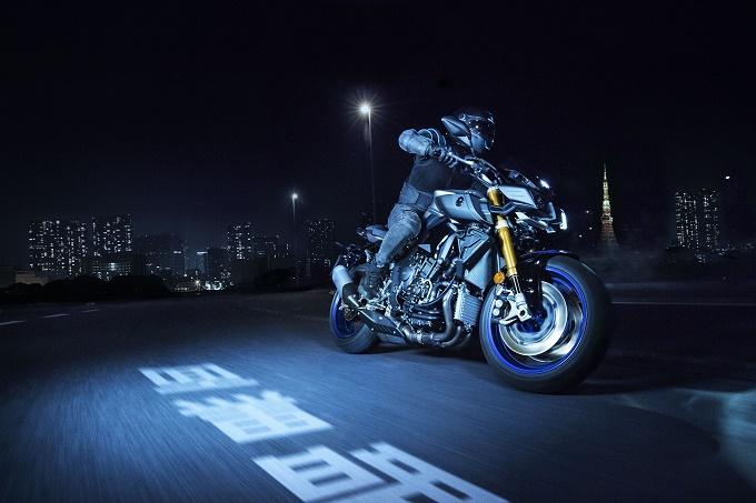 News Prodotto, Yamaha, svelata la MT-10 in versione SP