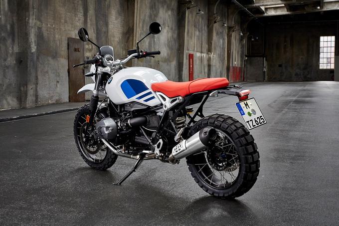 BMW MOTORRAD R nine T Urban G/S, il fascino della linea Heritage si unisce a quello della R80 G/S