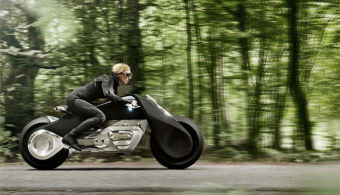 BMW Motorrad Vision Next 100: la libertà assoluta è su due ruote [FOTO]