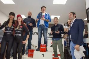 BRIDGESTONE CHALLENGE 2016, ad EICMA sono stati premiati i vincitori