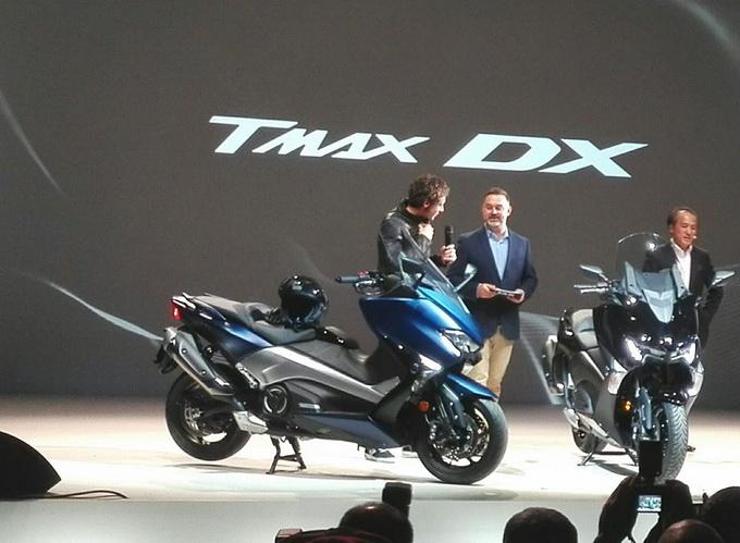 Yamaha T-Max: sesta generazione, tre declinazioni