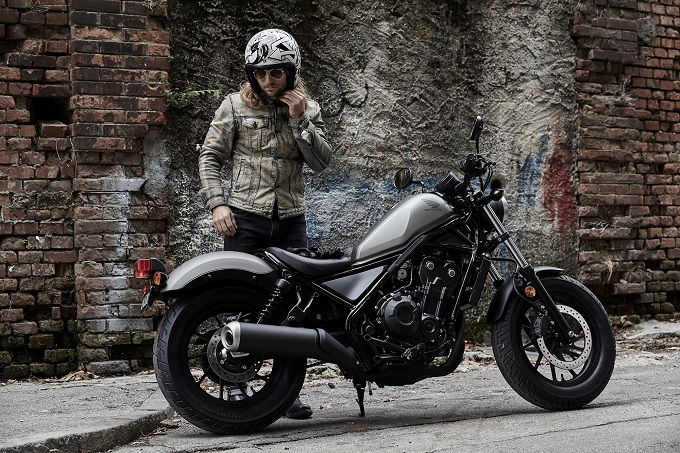 La Honda CMX 500 Rebel debutta al Long Beach International Motorcycle Show
