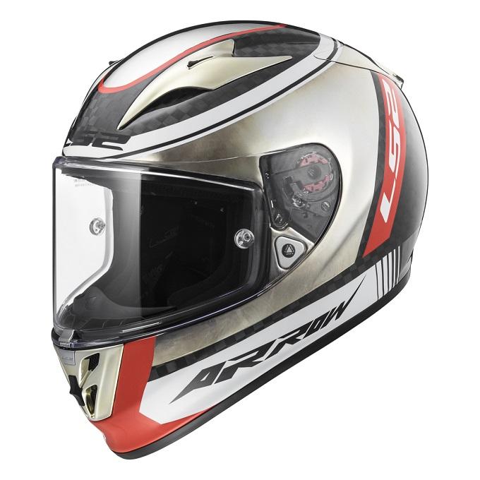 LS2 ARROW EVO FF323, il nuovo casco road racing per la stagione 2017
