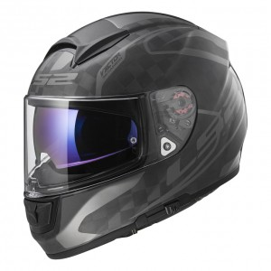 LS2 VECTOR C FF397, arriva il casco per il Road Touring in fibra di carbonio
