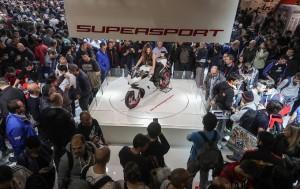 Ducati SuperSport è la moto più bella di EICMA 2016