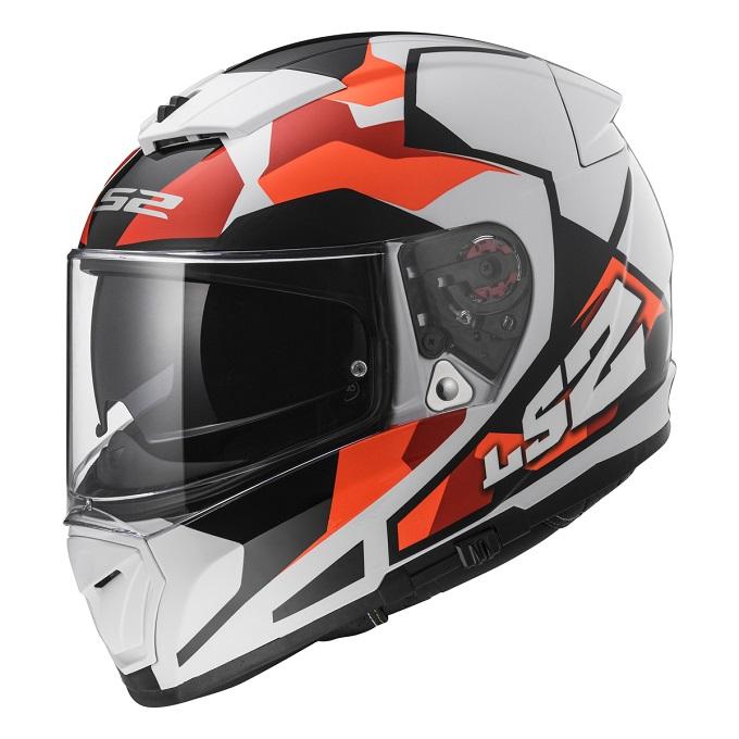 LS2 BREAKER FF390, il casco integrale Road Touring per chi guida su percorsi di medio e lungo raggio