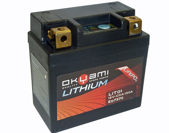 Batteria Okyami LiFeP04: la prima della classe