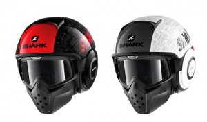 Caschi Shark-Helmets : i nuovi Drak, Spartan e Evo-One