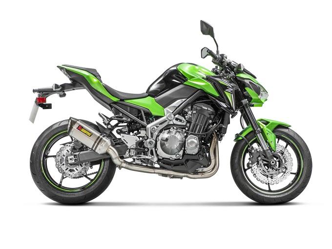 Kawasaki Z: la gamma è ancora più potente con Akrapovič