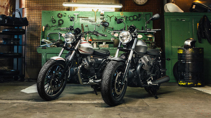 Motor Bike Expo 2017: Moto Guzzi insieme ad Aprilia le protagoniste