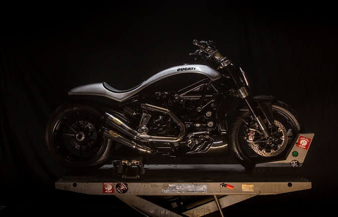 XDiavel by Roland Sands