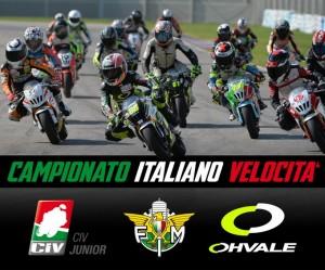 Campionato italiano velocità Ohvale 2017