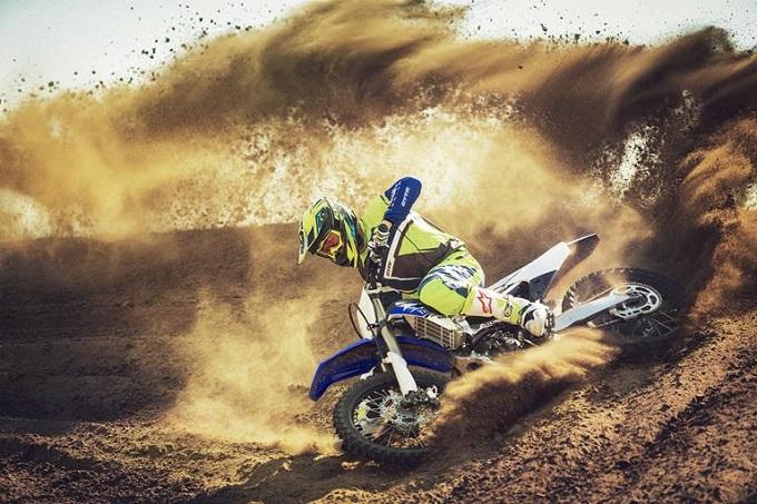 ENDURO CHALLENGE E MX CHALLENGE: il blu racing di Yamaha protagonista nei campionati italiani FMI