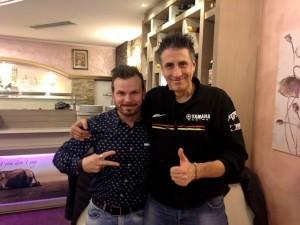 Davide Eccheli inizia la preparazione alla stagione agonistica 2017
